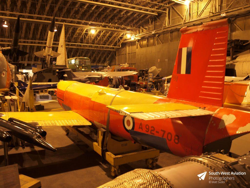 Bristol Aero Collection, Kemble